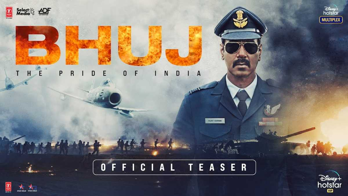 Bhuj: The Pride Of India Official Teaser