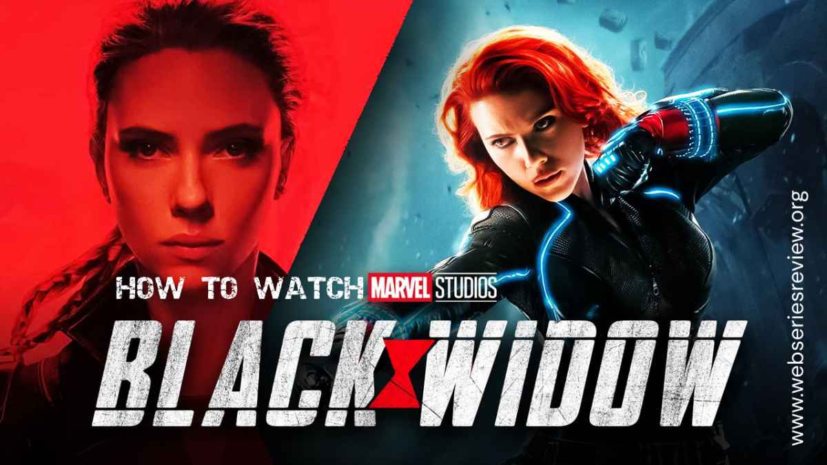 Black Widow ending Explained | How To Watch Black Widow in India