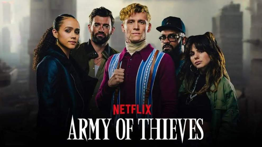 Army Of The Thieves Trailer